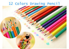 12 color Non-toxic Fine Art Marco Drawing Pencils Set for Artist Sketch