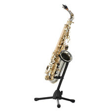 HB Top quality Alto Saxophone Yellow Brass Body and Black / Bright Nickel finish