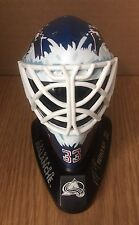 Patrick Roy Avalanche Collectible Mcdonald's 1996 Goalie Mask HOCKEY