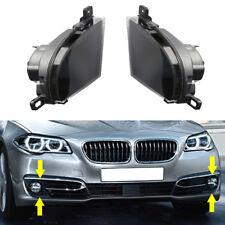 2x L&R Fog Light Lamp Housing Lens Fit BMW E60 E61 LCI 550i 535xi 2008-2010