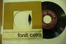 "MARISA COLOMBER"" BASSA MAREA-disco 45 giri 1'Stampa CETRA It 1962"""