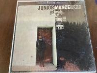 The Junior Mance Trio With The Bob Bain Brass Ensemble – Get Ready, Set, Jump