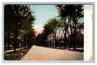 Vintage View of West Genesee Street, Syracuse NY c1905 Postcard M1