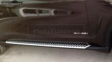 For BMW X5 F15 2013 M-Performance Look Side Steps Skirts Boards