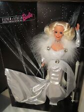 1993 Fao Schwarz 5th Avenue Marilyn Silver Screen Barbie # 11652 Priced To Sell