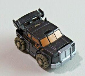 Hasbro Mini Bot Shots Transformer #98712 Car to Robot 2011 Tomy 7341