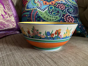 Clarice Cliff Chloris Wilkinson Fruit Bowl