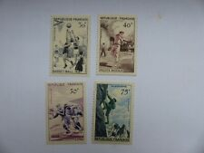 FRANCE TIMBRES ANNEE 1952