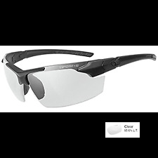 4f037fbecd81 Tifosi Z87.1 Jet FC Tactical Safety Sunglasses Matte Black Frame 1141000173