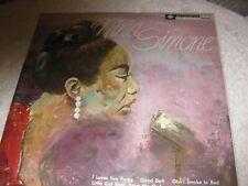 THE ORIGINAL..AND BEST OF NINA SIMONE (LITTLE GIRL BLUE)  BETHLEHEM RECORDS
