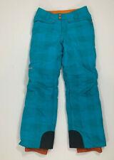 Girls MARMOT Size XL Blue Snow Pants Ski Snowboard