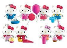 mega bloks hello kitty mystery bag series 1 set Of 8