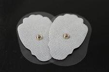 Bonus! Replacement Electrode Pads (10) Large for BEAUTYKO ACCUSONIC & ULTRA-SAGE