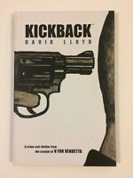 Kickback HC Hardcover Dark Horse Comics (2006) VF David Lloyd V Vendetta