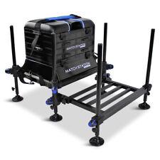 Match Station® Team TARDIS™ Seat Box & Folding Footplate