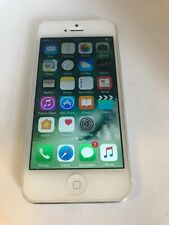 ***Apple iphone 5 16gb White  ** Unlocked