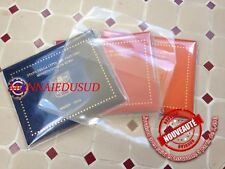 1 Pochette PVC de protection pour BU 8 pièces Vatican