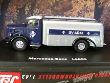 "1:43  Schuco (Germany) Mercedes-Benz L6600 ""Aral"" Tanker"