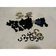 King Motor Spare Screw, Nut, Pins, E Clip Assortment Kit Fits HPI Baja 5T 5B 2.0
