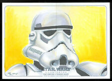 Star Wars Illustrated Empire Strikes Back Panorama Sketch by Rhiannon Owens  #59