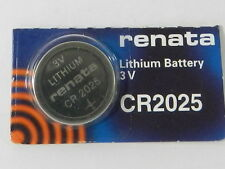 RENATA  CR2025 Lithium Baterry 3Volt   1Pc