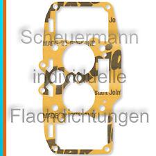 Vergaserdeckel-Dichtung Solex Pierburg 34/34 2B2/5 VW Passat,Jetta, Audi 80,100