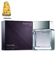 Calvin Klein Euphoria Men's Eau de Toilette Spray, 3.4 oz. SEALED SeXxy Cologne