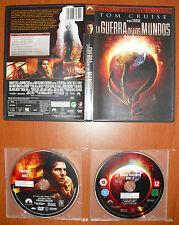 La Guerra de los Mundos, Edición Especial [2 DVD's] Steven Spielberg, Tom Criuse