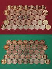 2000 2001 2002 2003 2004 2005 2006 2007 2008 2009 Cents from Proof and Mint Sets