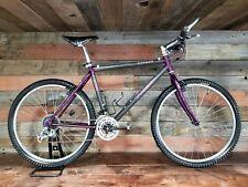 "Trek 8700 Carbon Fiber 19.5"" Mountain Bike Shimano XT"