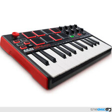 AKAI MPK Mini MKII USB/MIDI Pad & Keyboard Controller inc. MPC Software