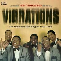 THE VIBRATIONS The Okeh & Epic Singles 63-68 NEW & SEALED NORTHERN SOUL CD 60s