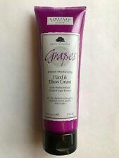 Vineyard Collection Grapes Intense Moisturizing Hand & Elbow Cream Lotion 8 Oz