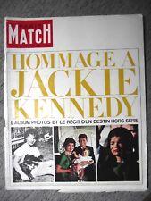 PARIS MATCH n°766 14-12-1963 SPÉCIAL JACKIE KENNEDY⧫GUERRILLA AU VÉNÉZUELA