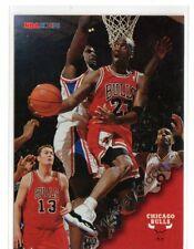 MICHAEL JORDAN 1995-96 HOOPS #20 (B347)