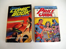 The Overstreet Comic Book Price Guide #12 13 14 21 & 27