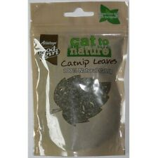 CATNIP LEAVES GOOD GIRL NATURAL CATNIP FOR CAT TOYS, SCRATCHERS ETC