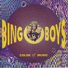 Bingoboys Color Of Music / CD1994