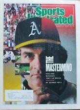 Sports Illustrated Magazine March 12 1990  Tony La Russa
