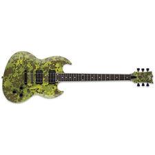 ESP LTD Volsung Lars Frederiksen Danish Camo Satin DCS Guitar + Free Gig Bag