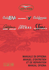 CD MANUALE OFFICINA MANUTENZ.MOTO GUZZI CALIFORNIA EV-SPECIAL-SPORT-JACKAL-STONE