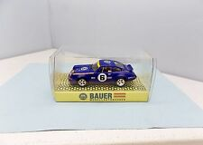 Bauer Porsche 911 RSR - Blue - NEW - HO Scale Slot Car '73 Daytona