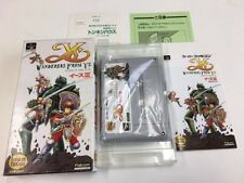 Nintendo Super Famicom SFC Ys 3 III JAPAN JP GAME BOX z1846