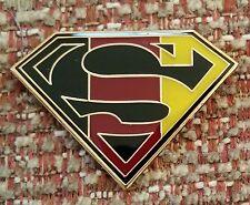 SUPER GERMANY / SUPERMAN Lapel Pin