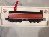 MTH 20-3037 Die Cast Auxillary Water Tender Southern Pacific. GS-4 Daylight NIB