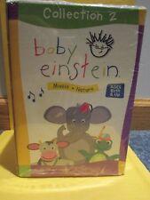 Baby Einstein Collection #2 Children Educational  9 DVD Box Set/ Factory Sealed