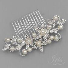 8bb61dde Accesorios de novia de cristal para el cabello | Compra online en eBay