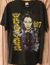 Vanessa Williams & Luther Vandross Concert Tour 1997 T-shirt- Size Xl