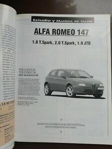 Manuales De Motor Para Alfa Romeo Compra Online En Ebay