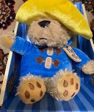 Paddington Bear Plush Toy/Board Book Gift Set Easter Birthday Baby Gift